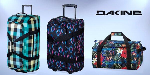 Hurá na dovolenou: Vzorované cestovní tašky Dakine