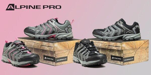 Pánská a dámská outdoorová obuv Alpine Pro