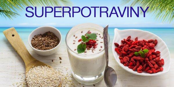 Superpotraviny pro zdravější život