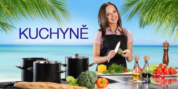 Vařte pro radost! Vybavte si kuchyň