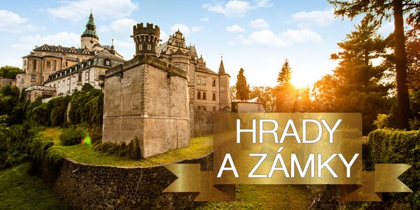 Dovolená (nejen) na zámcích a hradech