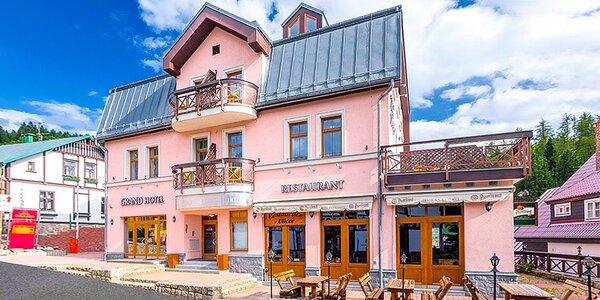 Skvostný pobyt v centru Špindlerova Mlýna