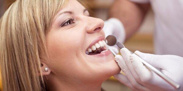 Důkladná dentální hygiena s Air Flow