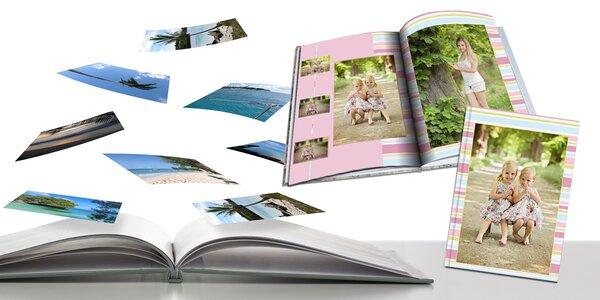 Vytvořte si krásnou fotoknihu z vašich fotek