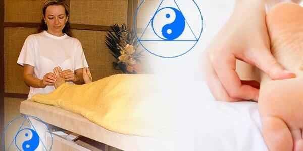 99 Kč za profesionální reflexní masáž chodidel.