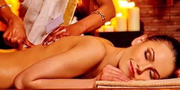 Tibetská masáž povzbuzující tělo i mysl