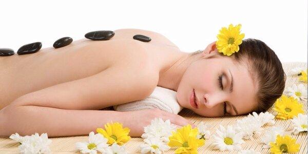 Luxusní hodinová masáž dle výběru