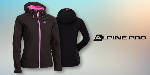 Nepromokavá dámská softshellová bunda Alpine Pro