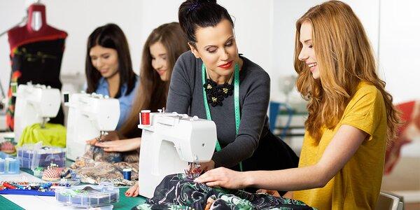 Sobotní kurz šití a patchworku pro tvořivé duše