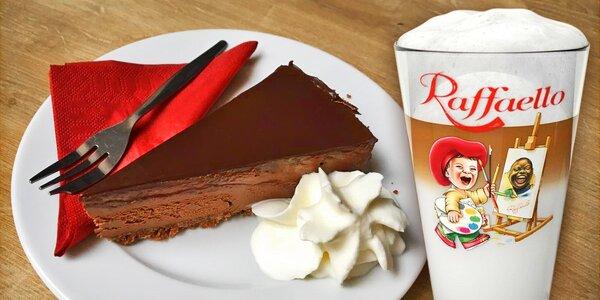 Sladké pokušení v kavárně Lucafféteria