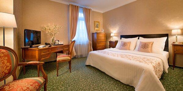 Andělský pobyt v hotelu Angelis v Praze