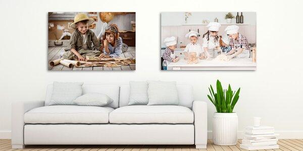 Tisk fotografií na malířské plátno