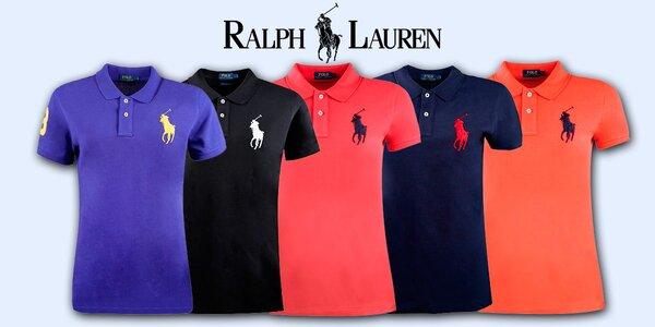 Dámské polokošile Ralph Lauren Big Pony