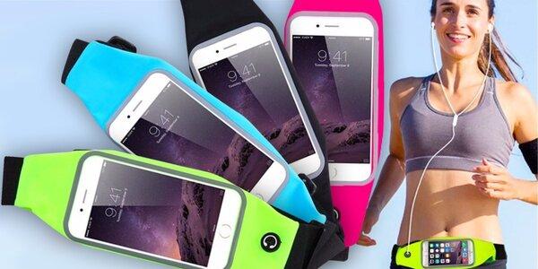 Sportovní pouzdro na mobil a drobnosti