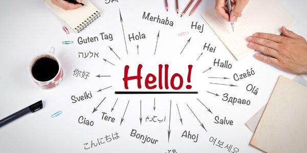 Jazykové kurzy ve Vistě - pro ty, co chtějí víc