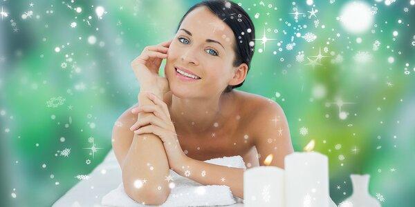 Luxusní voňavá masáž dle vlastního výběru