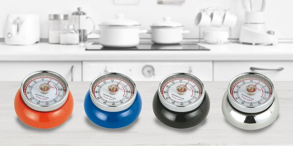 Kuchyňské hodiny a minutovníky
