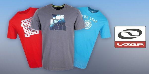 Pánská bavlněná trička Loap