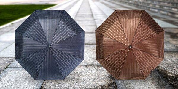 Elegantní pánské deštníky Happy Swan