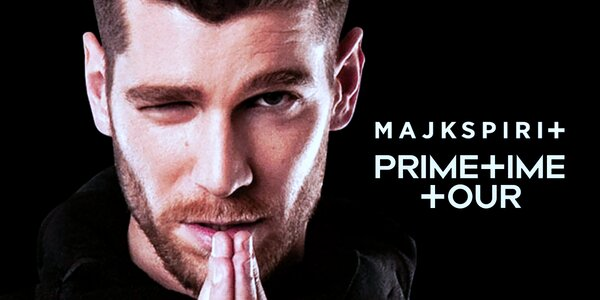 Majk Spirit: 1 vstupenka na koncert (16. 11.)