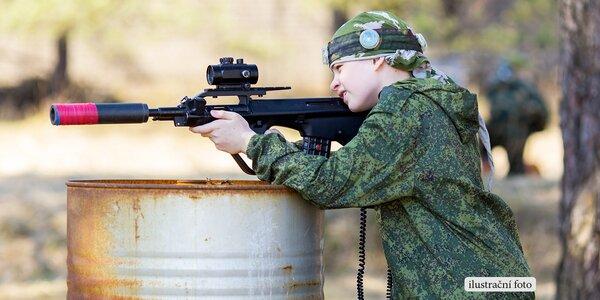 Laser games Sniper Valley - Vlčice u Trutnova
