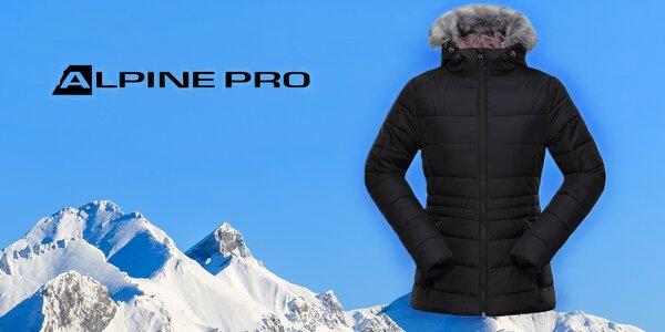 Dámská lehká zimní bunda Alpine Pro