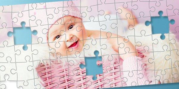 Foto puzzle s fotkou nebo motivem dle přání