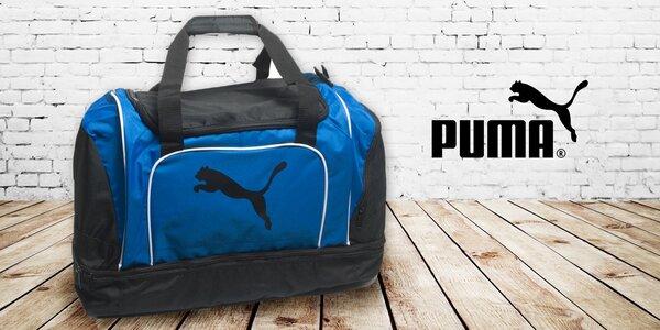 Sportovní taška Puma s dvojitým dnem