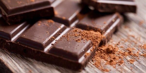 Degustace nejlepších světových čokolád