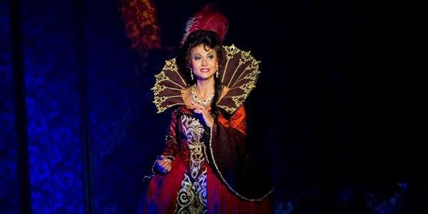 Divadlo Broadway: Vstupenka na muzikál Angelika