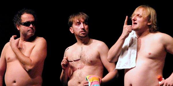 Nekorektní skeče v Divadle Bolka Polívky