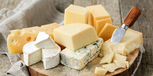 Vynikající sýry z Cheesy