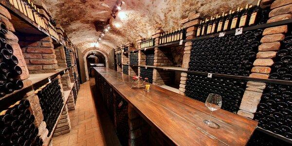 Dovolená na jižní Moravě s vínem i polopenzí