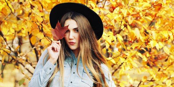 Zesvětlení délek vlasů nebo vlasových konečků