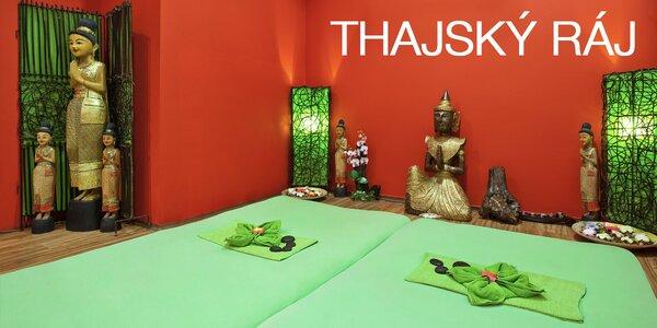 Odpočinek v Thajském ráji – exkluzivně pro vás