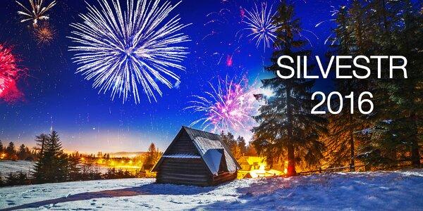 Oslavte Silvestr v Česku i jinde
