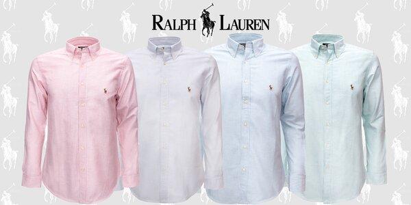 Elegantní pánské košile Ralph Lauren