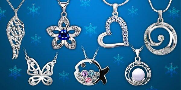Velký výběr šperků s krystaly Swarovski Elements