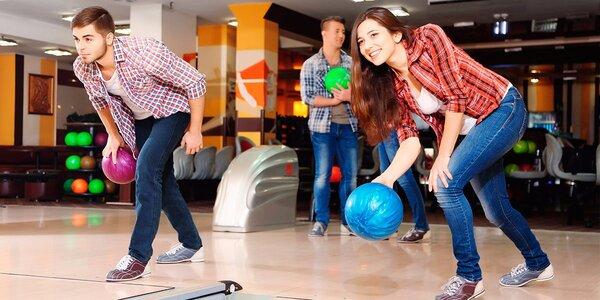 Tatarák a 2 hodiny bowlingu až pro 8 kamarádů