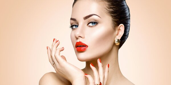 Permanentní make-up obočí - 3D vláskování