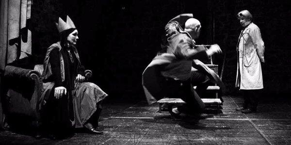 Divadlo U stolu: představení Král umírá