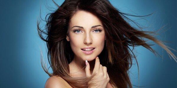Podzimní hydratační vlasová péče pro dámy