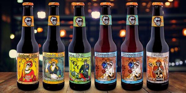 Dárek pro pivaře ze světa: 6 mexických piv