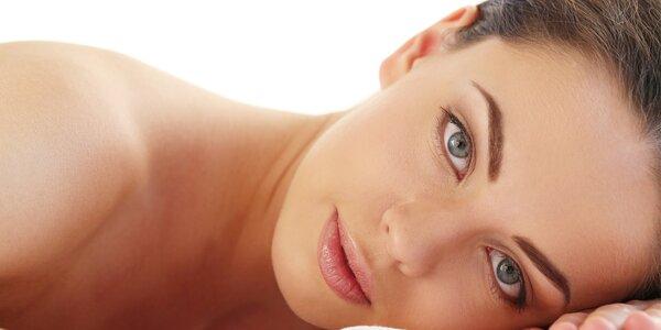 90minutové kosmetické ošetření