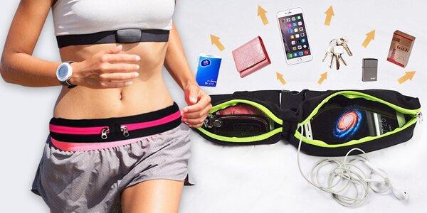 Sportovní pouzdro pro telefony a drobnosti