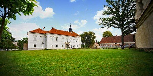 Pohádkový pobyt na zámku Chateau Radíč