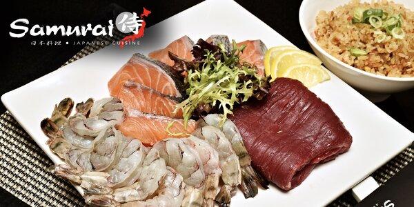 Teppanyaki: Japonské speciality pro 2 osoby