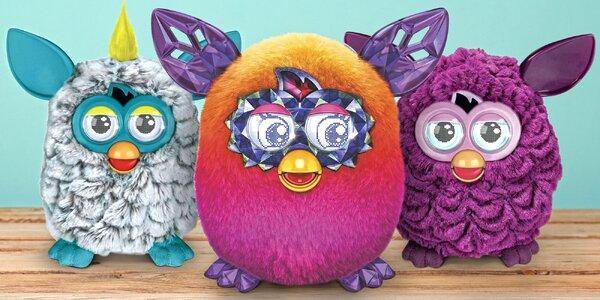 Interaktivní elektronická hračka Furby