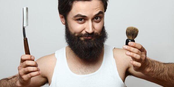 Depilace vousů speciálním přírodním voskem
