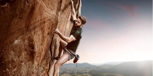 Vyzkoušejte lezení na skálu: Půjčení ferratového setu